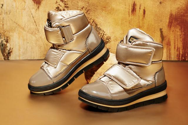 Женские ботинки к осени от JOG DOG