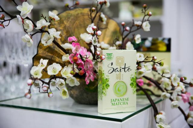 Традиции Азии в современном прочтении с премиальными чаями Saito