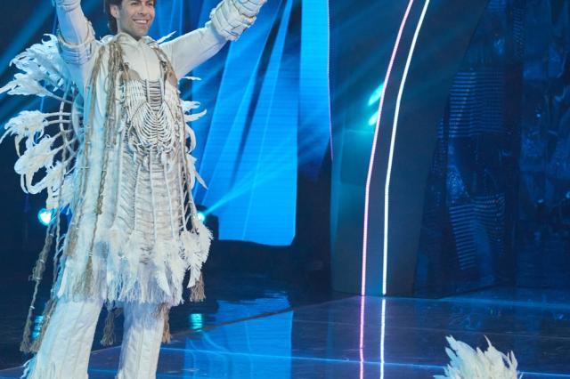 Птица высокого полёта: Белым Орлом в шоу «Маска» оказался Марк Тишман