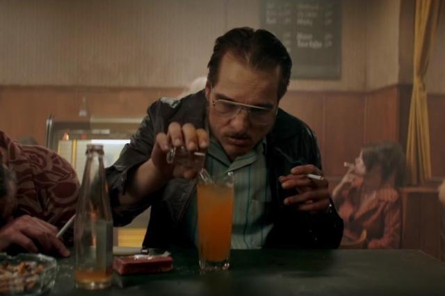 Алкоголь и похоть — смертельно соблазнительны. Рецензия на фильм «ЗОЛОТАЯ ПЕРЧАТКА»