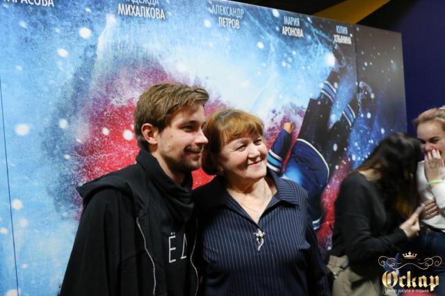 Создатели фильма «Лёд 2» сюрпризом появились  на сеансах картины в Москве и Переславле-Залесском