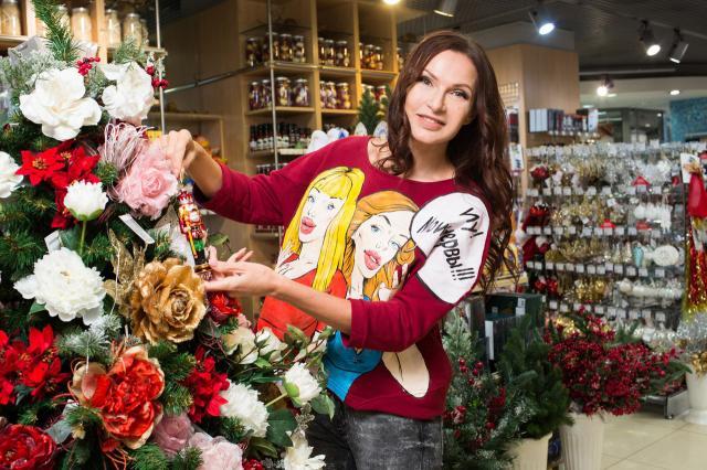 Эвелина Блёданс стала первым послом добра традиционной новогодней акции «Азбуки вкуса» и фонда «Подари жизнь»