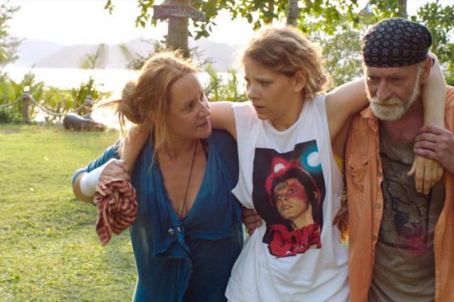 Комедия «Хэппи-энд» с Евгенией Дмитриевой и Евгением Сангаджиевым выйдет в прокат в середине лета