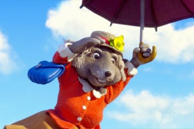 Анимационный фильм «Волшебный лес» по известной норвежской сказке в российском прокате с февраля