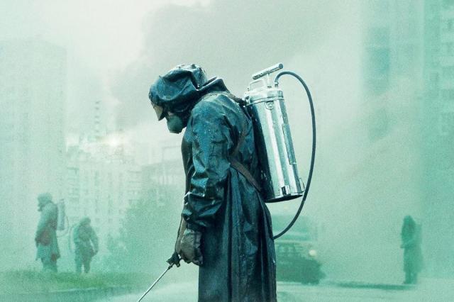 «Чёрная быль красного заката», - рецензия на сериал «Чернобыль»