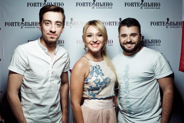 Группа «DoReDos» впервые выступила в столице!