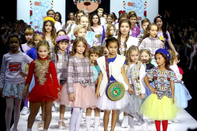 В Москве прошел показ коллекции «Шотландия» бренда «Ульяна Кузнецова»