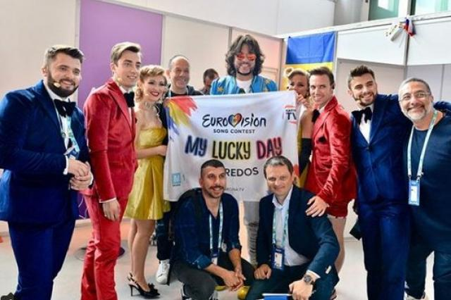 Голосуйте за «ДОРЕДОС» в полуфинале Евровидения!