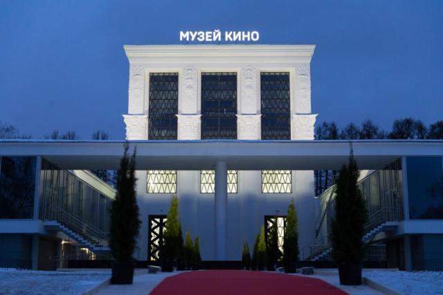 На ВДНХ открылся музей кино