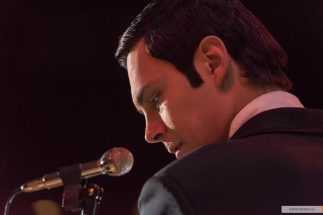 Милош Бикович в роли Муслима Магомаева в премьере фильма «Магомаев» на Первом канале