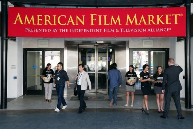 Российские кинокомпании подвели итоги участия в международном кинорынке AFM