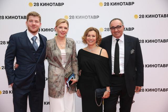 В Сочи открылся 28-й Открытый российский фестиваль «Кинотавр»