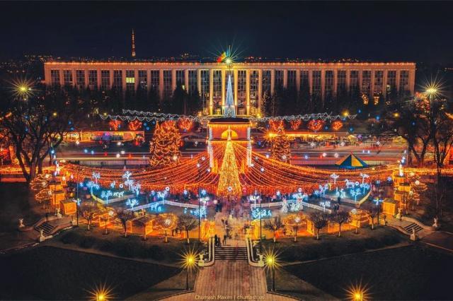 """Фестиваль """"Созвездие талантов"""" в Кишинёве"""