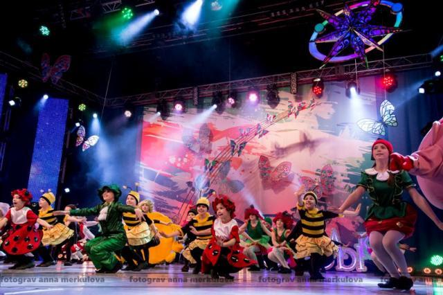 Молодежный фестиваль эстрадного искусства «Созвездие–Йолдызлык-2016» стартовал в Казани