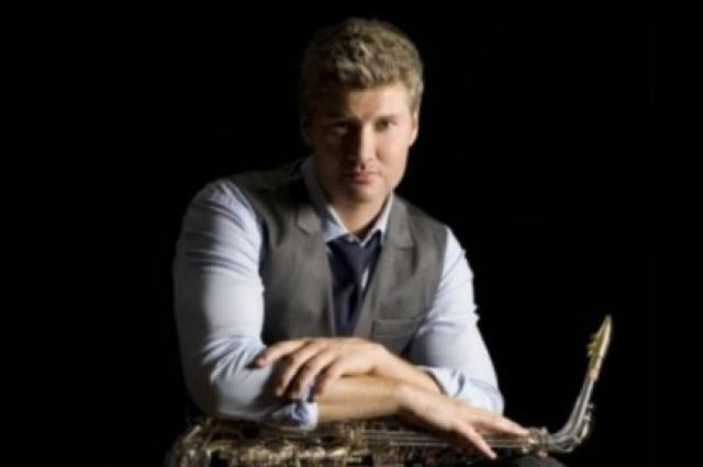 Michael Lington в джаз - клубе Игоря Бутмана на Таганке