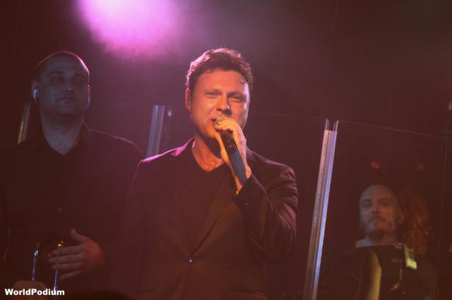 Первый сольный концерт Александра Когана в Москве