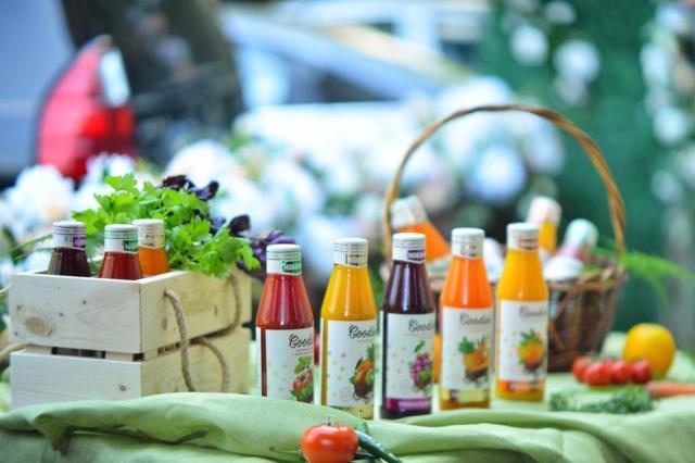 Goodini: как полезное стало вкусным