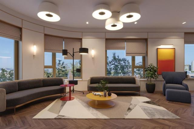 В Москве появились квартиры с планировками в стилистике авангарда