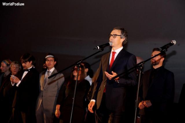 «Серебряные коньки» откроют Московский международный кинофестиваль
