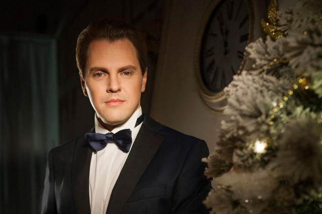 Иван Ожогин поздравит москвичей с Рождеством!