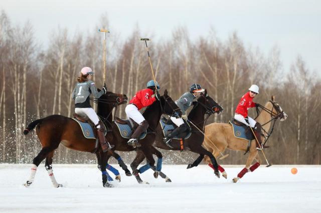 «Московский Поло Клуб» открывает зимний игровой сезон 2019 года российско-швейцарским турниром