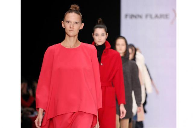 MERCEDES-BENZ FASHION WEEK RUSSIA CHAPURIN for FiNN FLARE