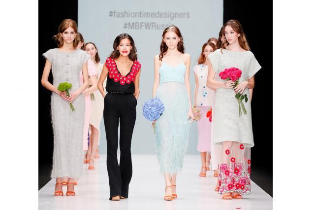MBFW - 2016. FashionTime Designers (часть 1)