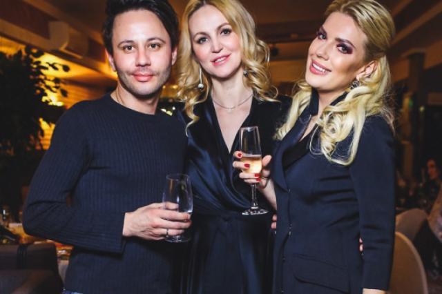 Party с Катей Гусевой / показ коллекции весна - лето 2016 от бренда Milo by AINACHKA в роскошном ресторане «Жукоvка»