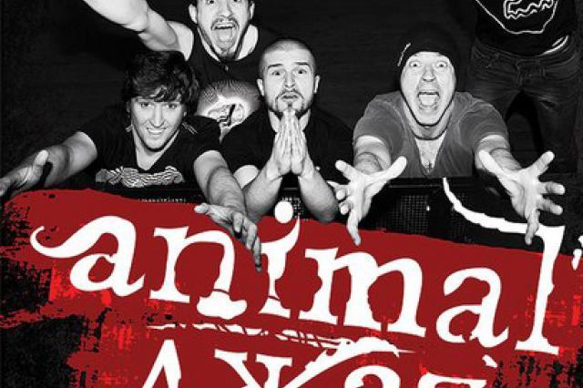 Весна придет вместе с первым в 2016 году концертом Animal ДжаZ в московском клубе RED!