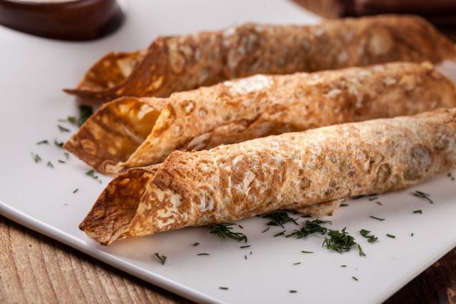 Заверните это немедленно: новые блюда в лаваше в ресторане «Ноев Ковчег»
