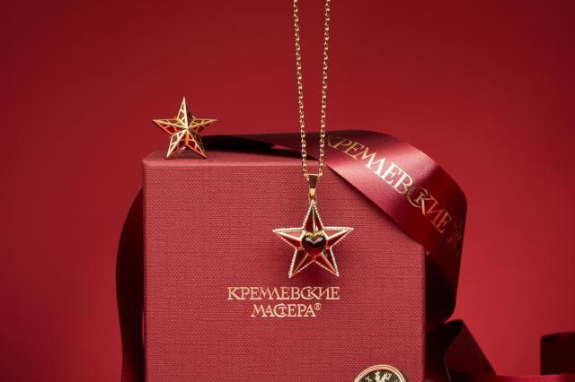 Коллекция Magic Star в ювелирном салоне «Кремлевские мастера»