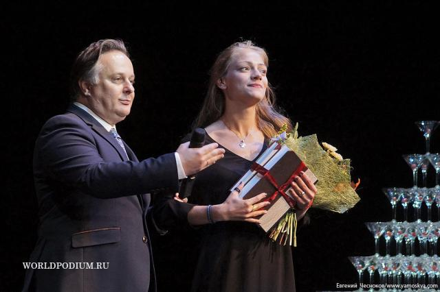 Презентация книг Театра имени Евгения Вахтангова