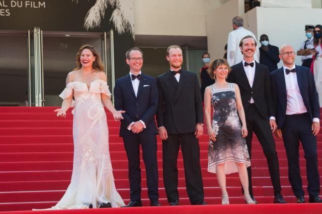 Мировая премьера фильма «Купе № 6» в основном конкурсе Международного Каннского кинофестиваля