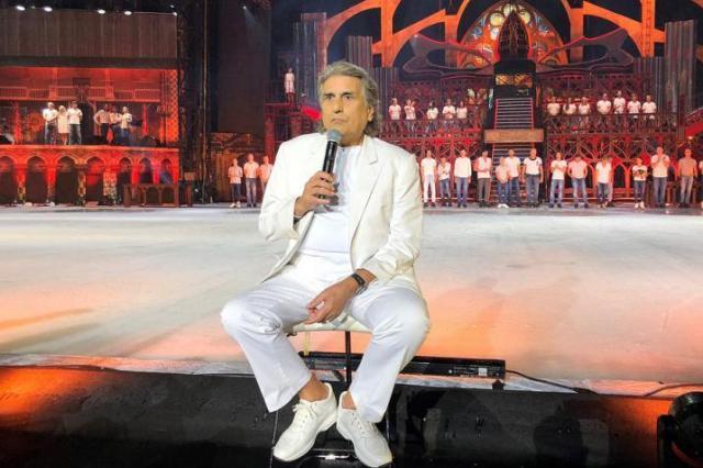 Тото Кутунью пришёл на шоу Ильи Авербуха в Вероне