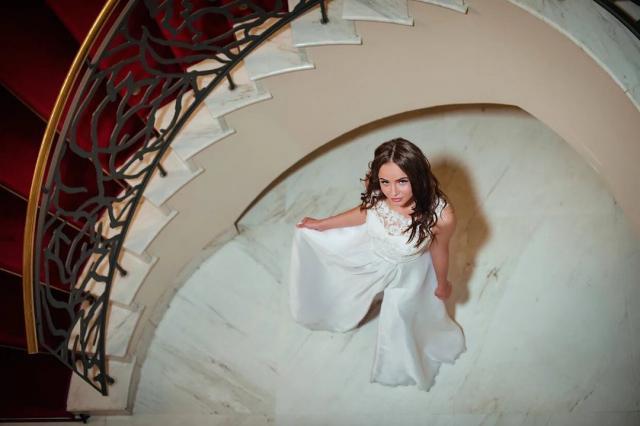 Топ-5 мест для проведения свадебного торжества и топ-5 студий для свадебной съёмки
