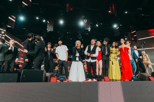 Фестиваль «Лайма Рандеву Юрмала 2018» начался с красочного «Открытия»