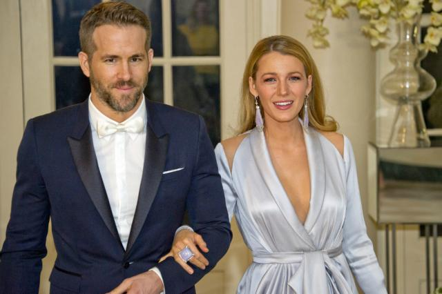 Блейк Лайвли и Райан Рейнольдс стали родителями во второй раз