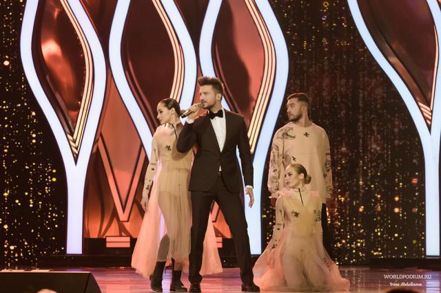 Телевизионная версия грандиозного шоу Сергея Лазарева «N-TOUR» на НТВ