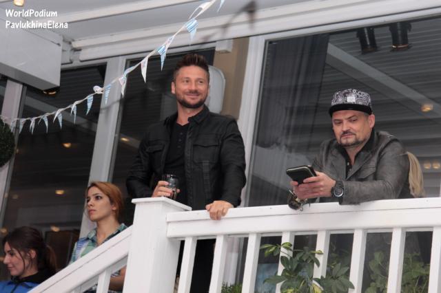 Сергей Лазарев снял видео о поездке в Смоленск