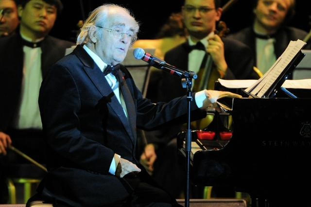 Композитор Мишель Легран даст концерт в Москве в преддверии своего 85-летия