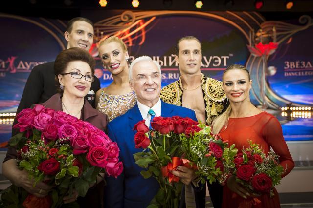 Танцевальное шоу «Звездный Дуэт» в Кремле