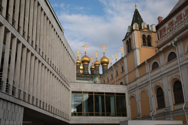 Государственный Кремлёвский дворец отмечает День рождения!