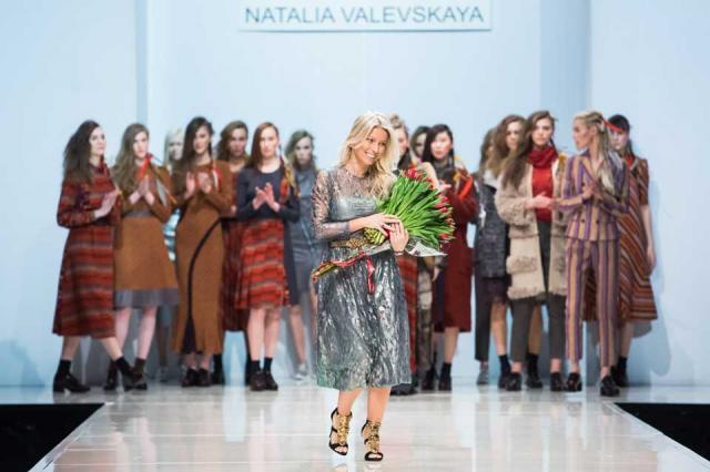 NATALIA VALEVSKAYA и ее коллекция «Шаманы» FW 15/16