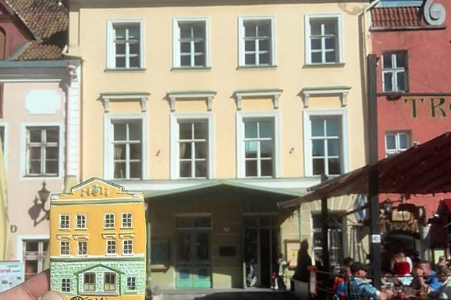 Педантичный Таллин