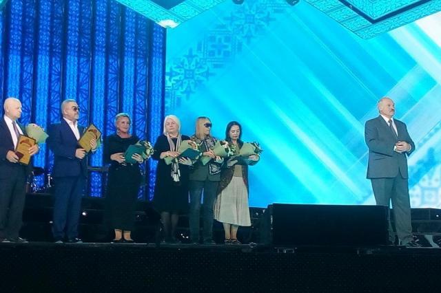 Александр Лукашенко похвалил концертную программу к Всебелорусскому народному собранию