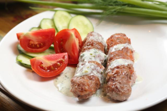 Фестиваль грузинской кухни в сети ресторанов «Грабли»