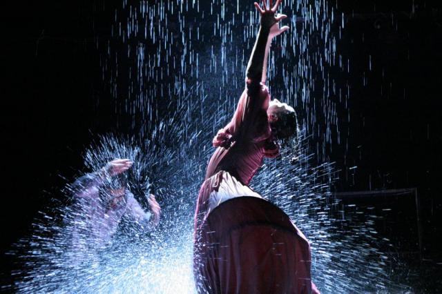 Алхимия любви на сцене «Театра Луны»