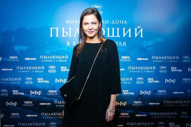 Премьера фильма «Пылающий» в Гоголь-центре