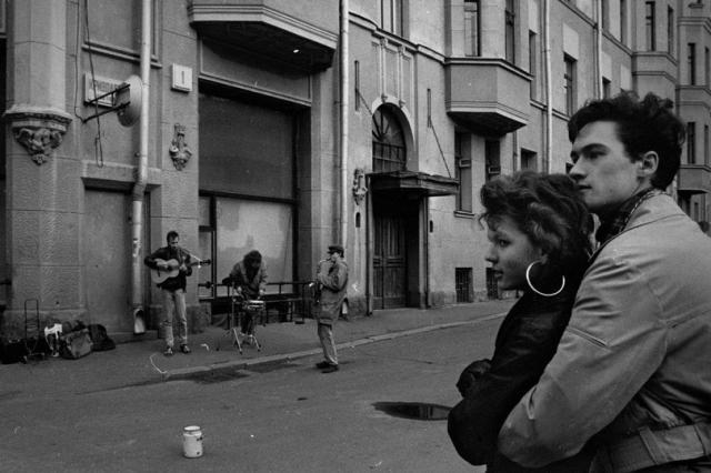 В Музее Москвы открылась выставка швейцарского фотографа Герберта Ротена