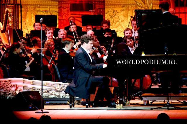 Как будет работать Парк «Зарядье» во время онлайн-концерта Дениса Мацуева